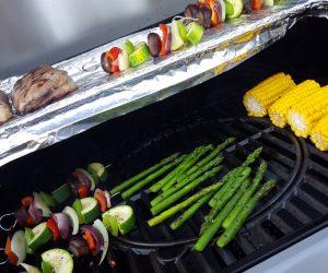BBQ groenten 1